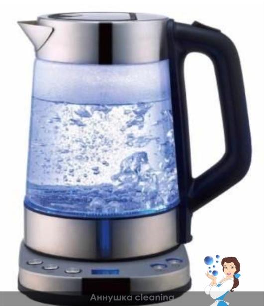 Как очистить чайник от накипи 6 домашних средств 43